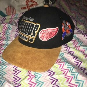 1997 Stanley Cup NHL Starter Hat